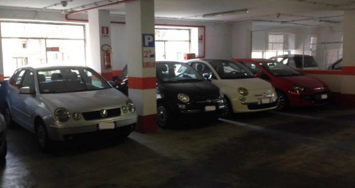 parcheggio appio