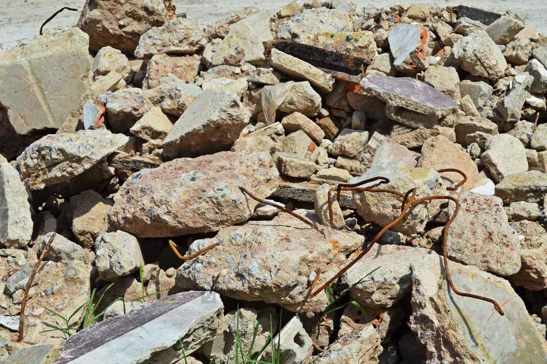 Ritiro Calcinacci e rifiuti Roma