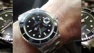 Compro Rolex a rate Roma