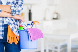 Impresa di pulizie per condomini a Roma